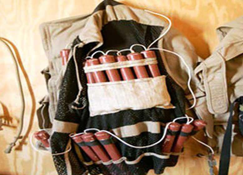 کشف و خنثیسازی یک بسته انفجاری در یکی از روستاهای اردبیل