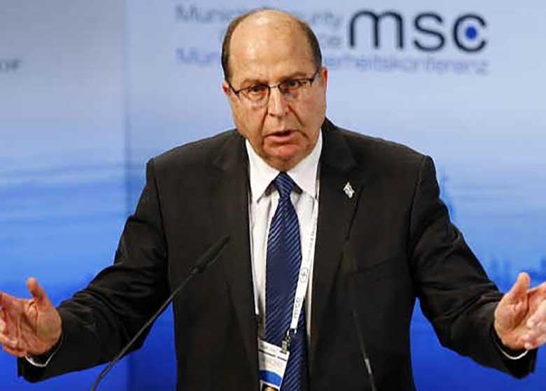 وزیر جنگ پیشین اسرائیل: به ایران حمله می کنیم