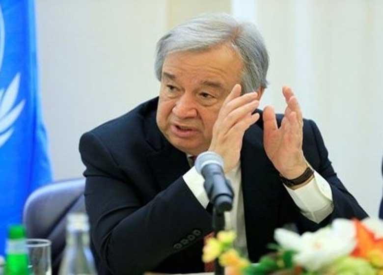 نرمش دبیرکل سازمانملل درباره برنامه موشکی ایران