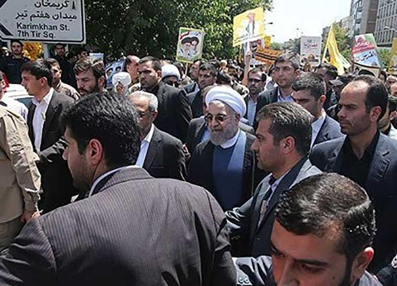 نه روحانی «بنی صدر» است و نه مخالفانش «مستضعف فکری»!