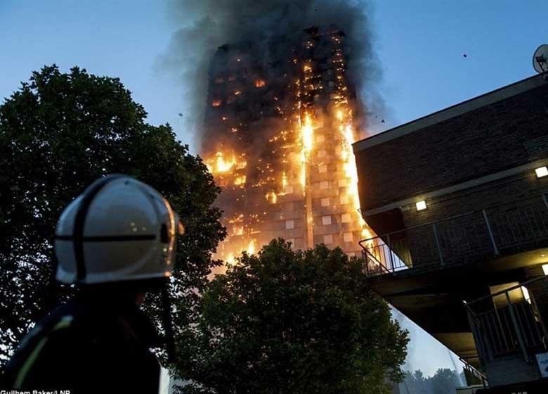 تعداد جانباختگان برج لندن به ۷۹ نفر رسید