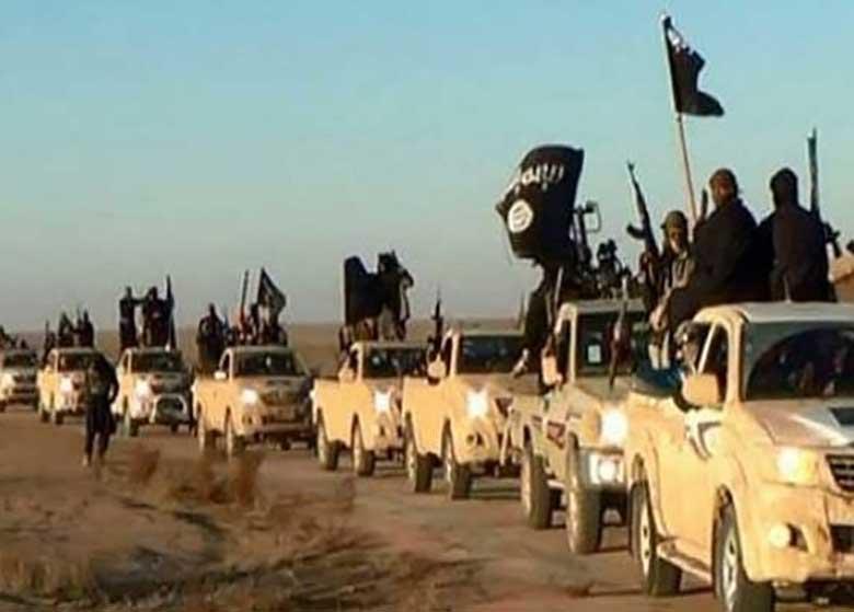 یک عامل انتحاری خود را در میان سرکردههای داعش منفجر کرد