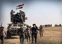 تلویزیون دولتی عراق: حکومت داعش در موصل ساقط شد