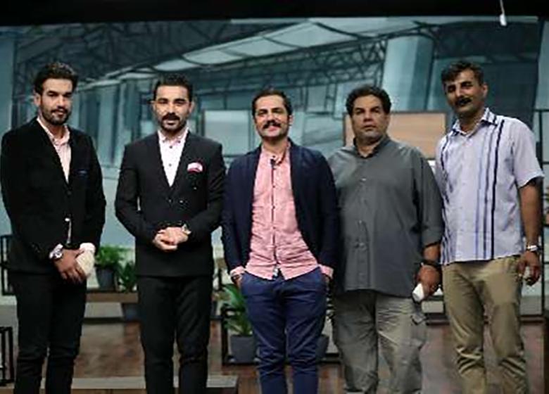 عباس غزالی در «هزار داستان» به جستوجوی گنج میرود