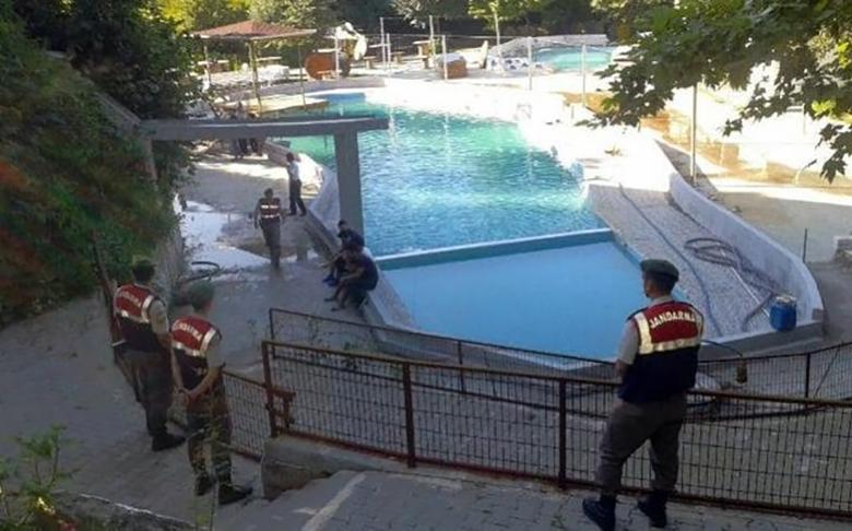 حادثه مرگبار برقگرفتگی در پارک آبیِ ترکیه