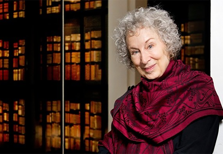 اهدای جایزه صلح ناشران آلمان به مارگارت اتوود