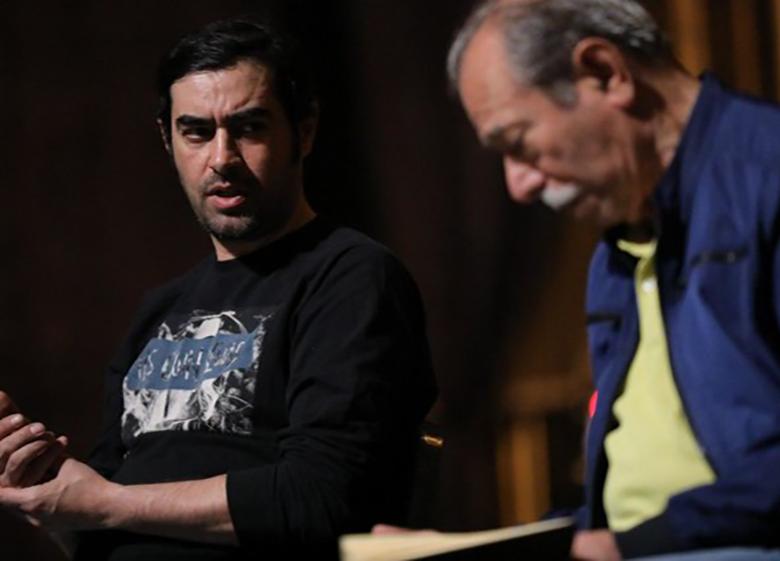 چرا شهاب حسینی تئاتر کار میکند؟