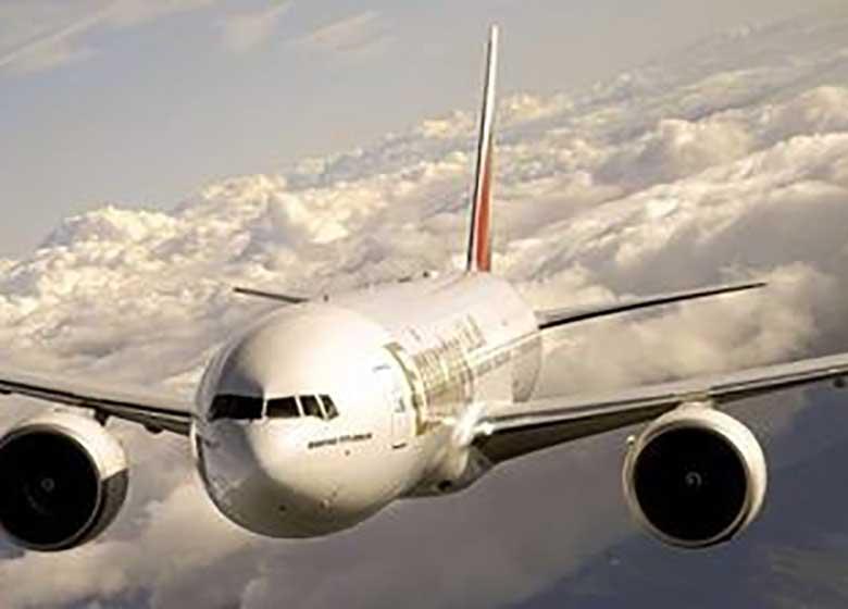 تاخیر در پروازهای اهواز برای گرمای شدید هوا