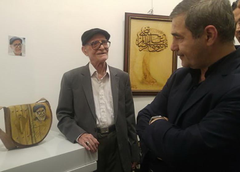 افتتاح نمایشگاهی از صنایع دستی خاصشده