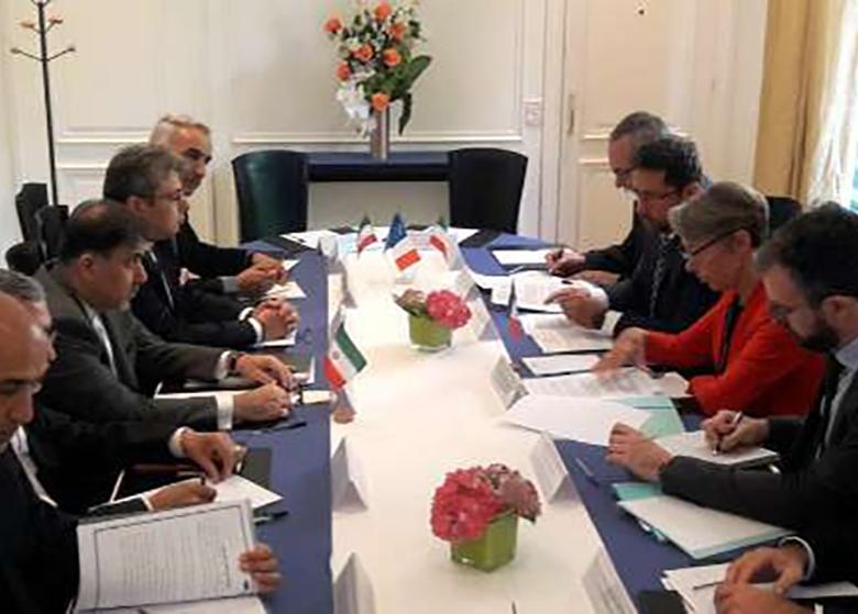 ایران و فرانسه درباره تشکیل کارگروه مشترک مشورتی حمل و نقل توافق کردند