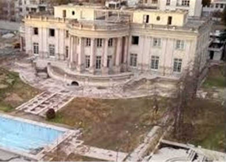 """""""قصر سنگی"""" پایتخت ثبت ملی شد"""