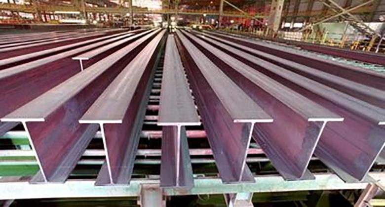 بازار خوب صادرات تیرآهن