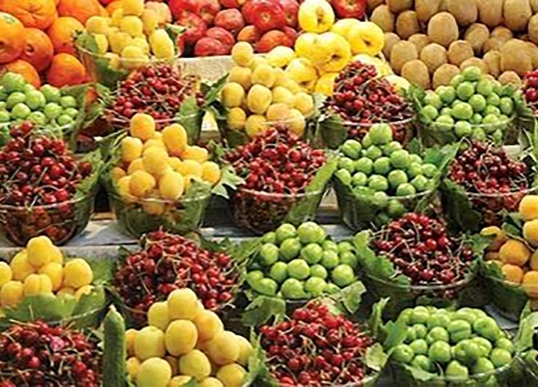 استقبال خوب قطریها از میوههای ایرانی