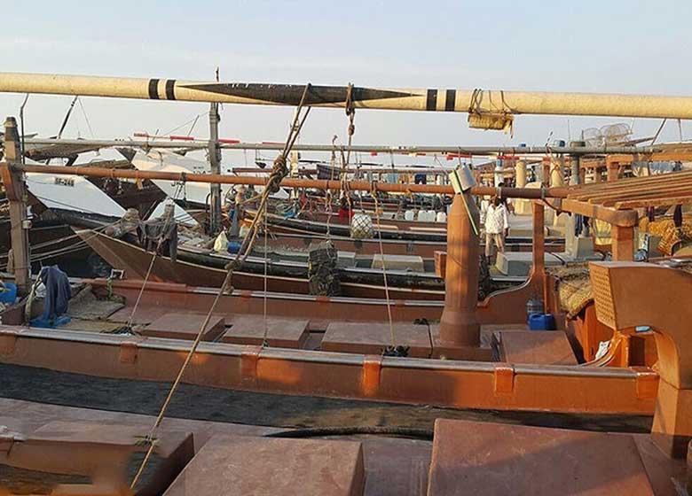 دستگیری دزدان دریایی در آبهای جزیره کیش