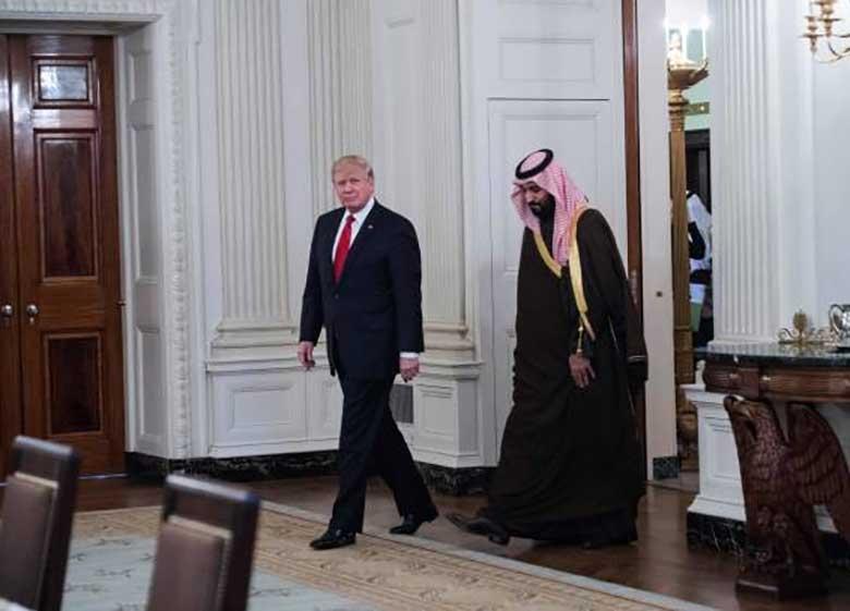 بلومبرگ: تغییرات اخیر در خاندان آل سعود خطرناک است/ محمد بن سلمان در تلاش است با حمایت ترامپ به مقابله با ایران بپردازد