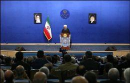 روحانی: نمی پذیریم هر کسی بخواهد با قانون و سلیقه خود با زندگی مردم بازی کند/ فیلم