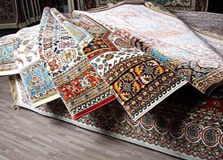 صـادرات فرش در سراشیبی