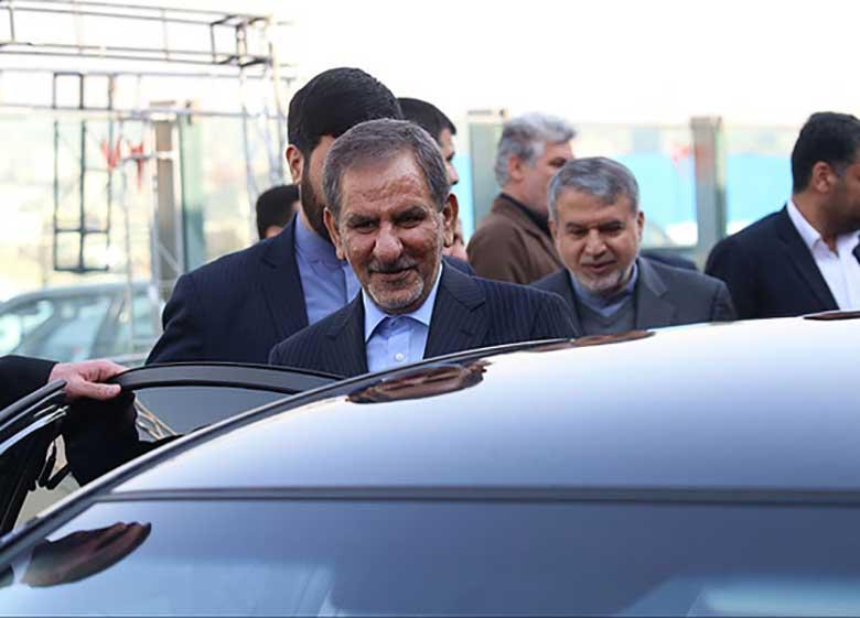 بازدید معاون اول رییسجمهور از پروژه آزاد راه تهران – شمال