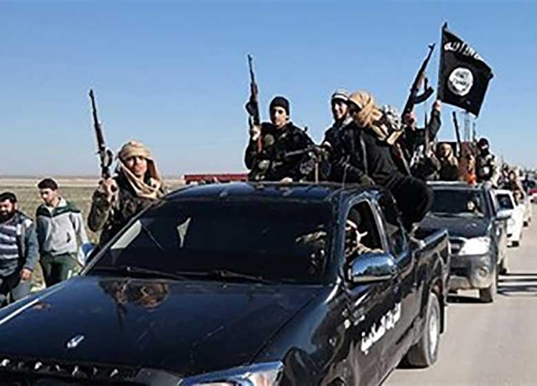 کشف مواد مخدر متعلق به داعش در موصل