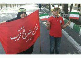 حاشیههای جالب راهپیمایی روز قدس در تهران