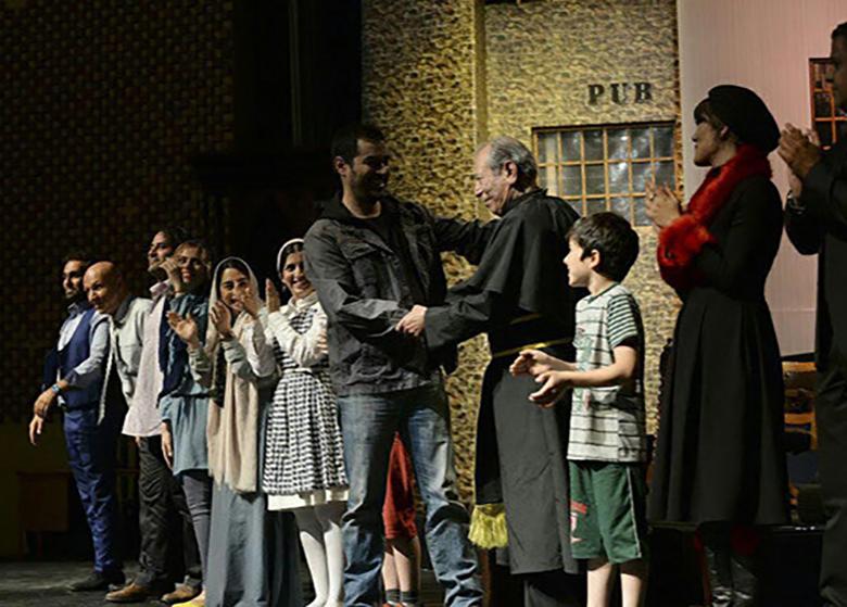شهاب حسینی «اعتراف» کرد