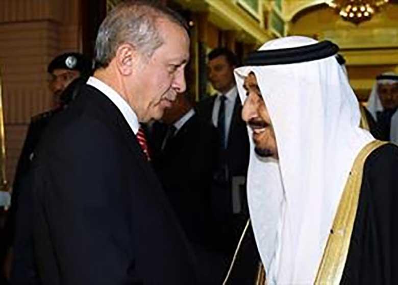 روابط عربستان و ترکیه به زیر صفر بازگشت