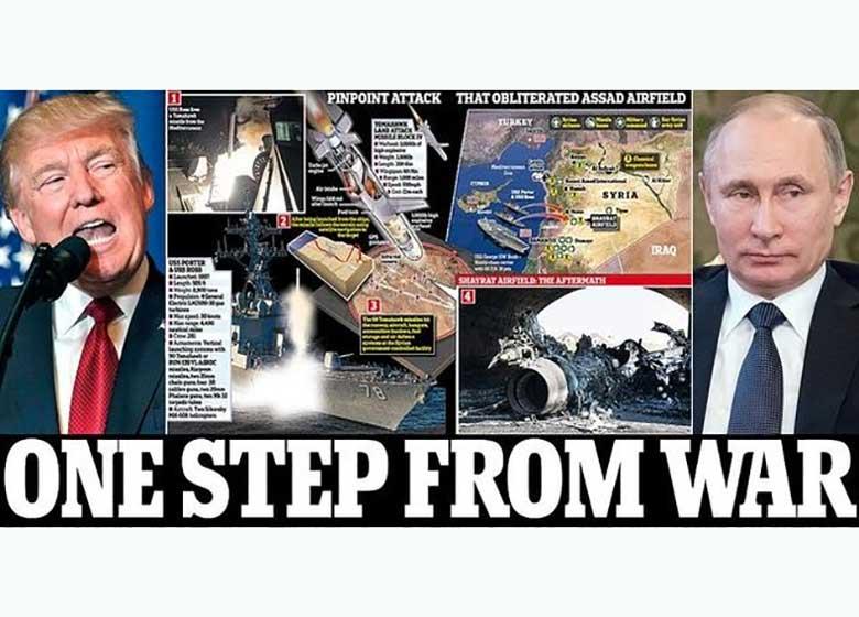 حمله ولادیمیر پوتین به دولتمردان واشنگتن