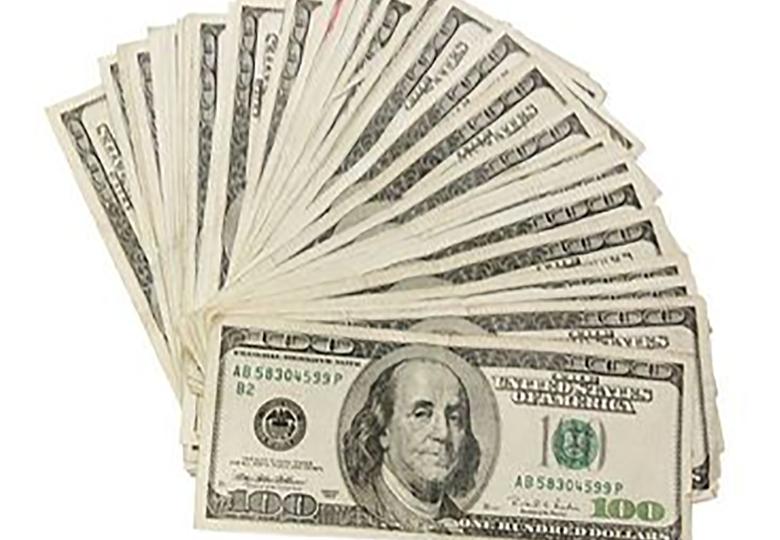 نرخ دلار بر خلاف انتظارات پایین آمد