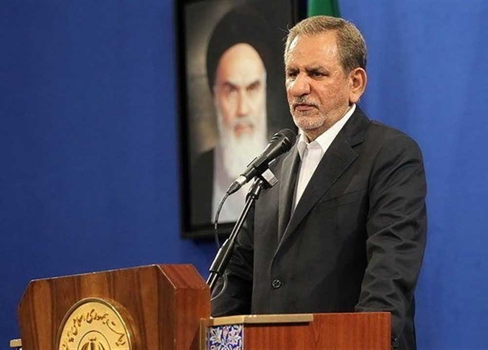 جهانگیری: موانع تکمیل پروژه آزاد راه تهران – شمال برطرف شد