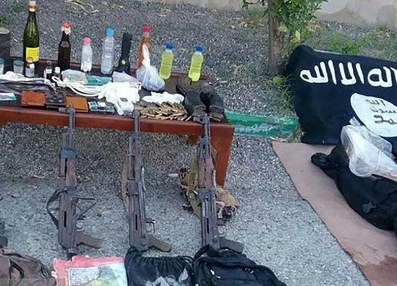دستگیری یک تیم تروریستی در قم/ شهر قم یکی از اهداف اصلی برنامهریزیهای تروریستی داعش است