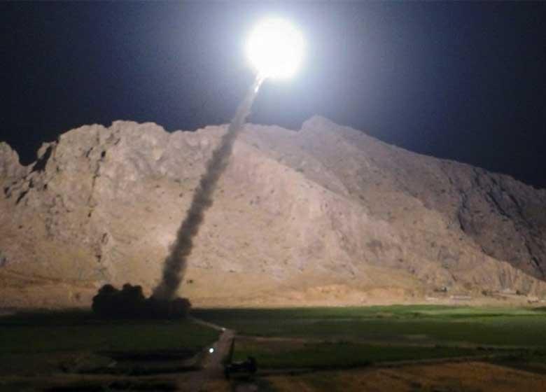 ۶ موشک بالستیک و ۶ پیام مهم