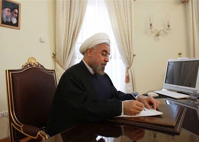 روحانی «عید سعید فطر» را به سران کشورهای اسلامی تبریک گفت