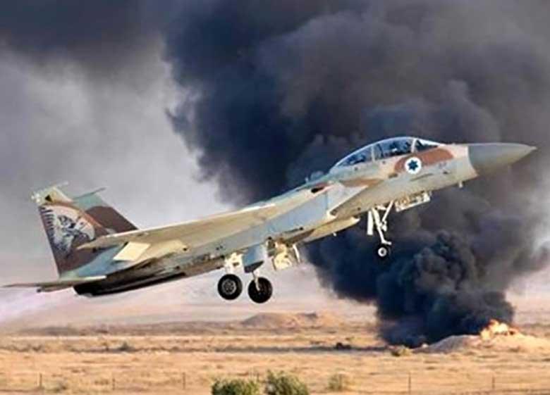 ارتش اسرائیل به منطقهای در جنوب سوریه حمله کرد