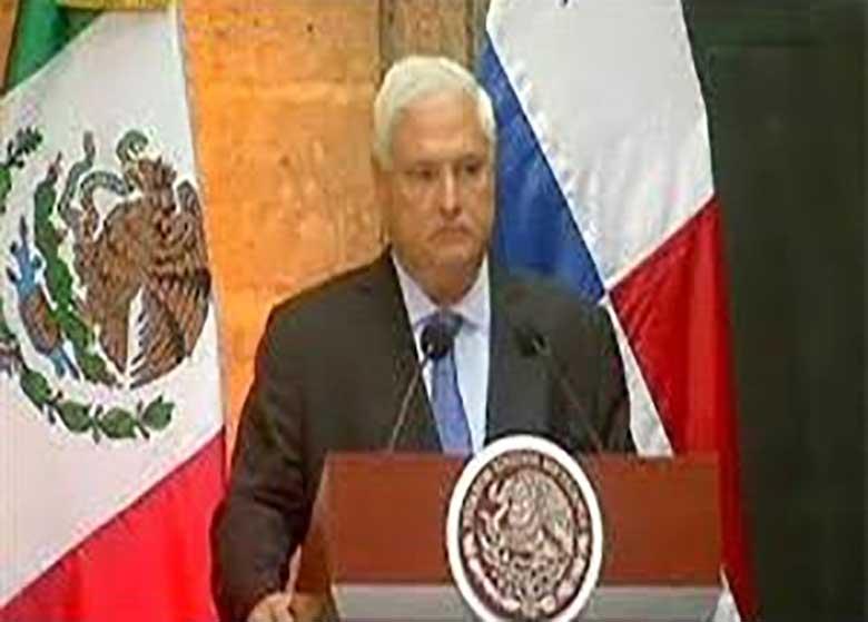 رئيس جمهور سابق پاناما دستگير شد