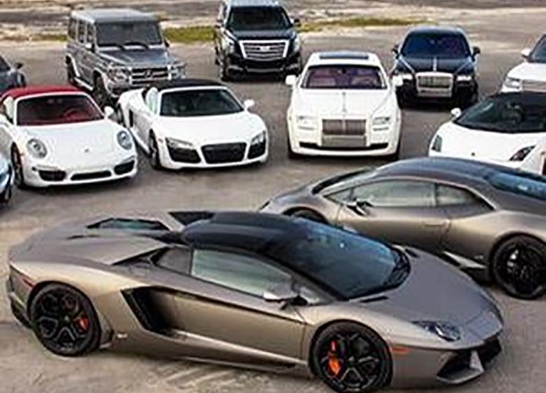 سرنوشت خودروهای لوکس قاچاق