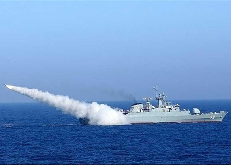 """فردا؛ رزمایش مشترک ناوهای ایرانی با ناوهای جنگی چین در """"تنگههرمز"""""""