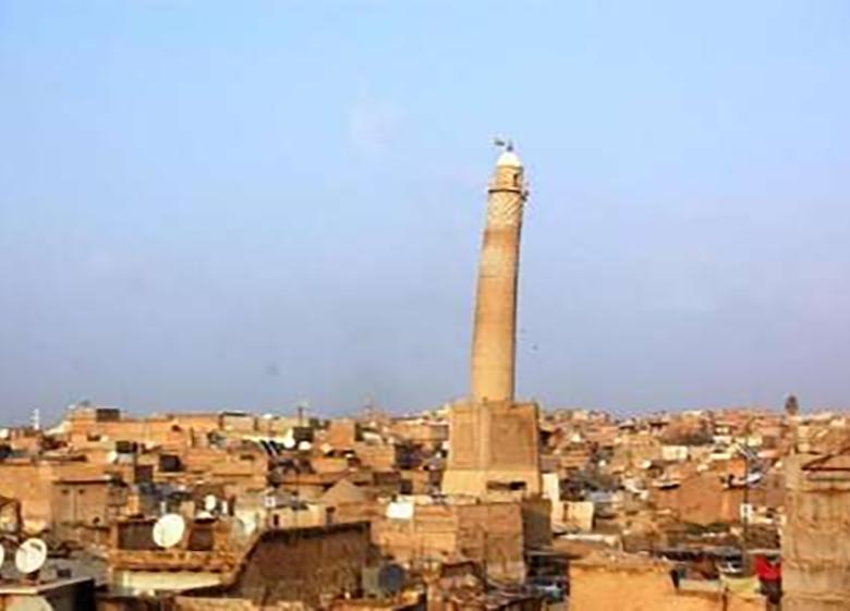 داعش گلدسته تاریخی الحدباء را منفجر کرد