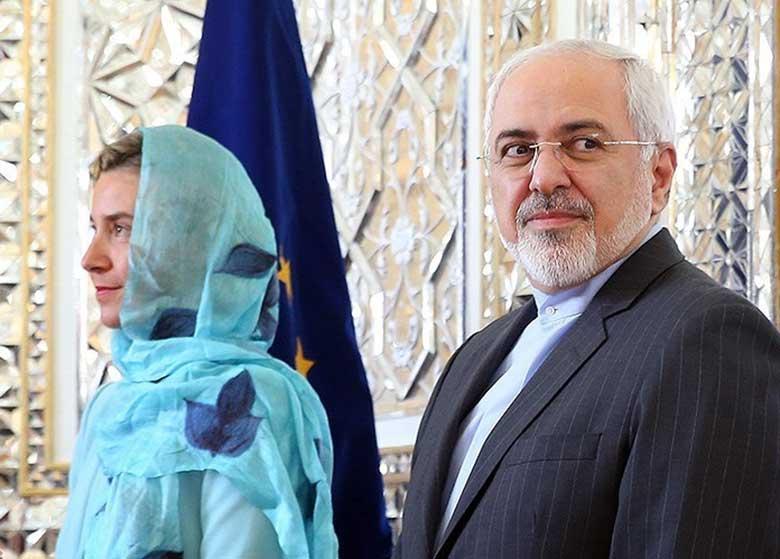 ارائه نامه ظریف به همه اعضای ۱+۵/ اتحادیه اروپا: همه به تعهدات برجام پایبند باشند
