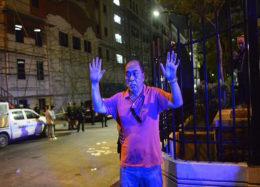 سرقت مسلحانه در مانیل/ تصاویر