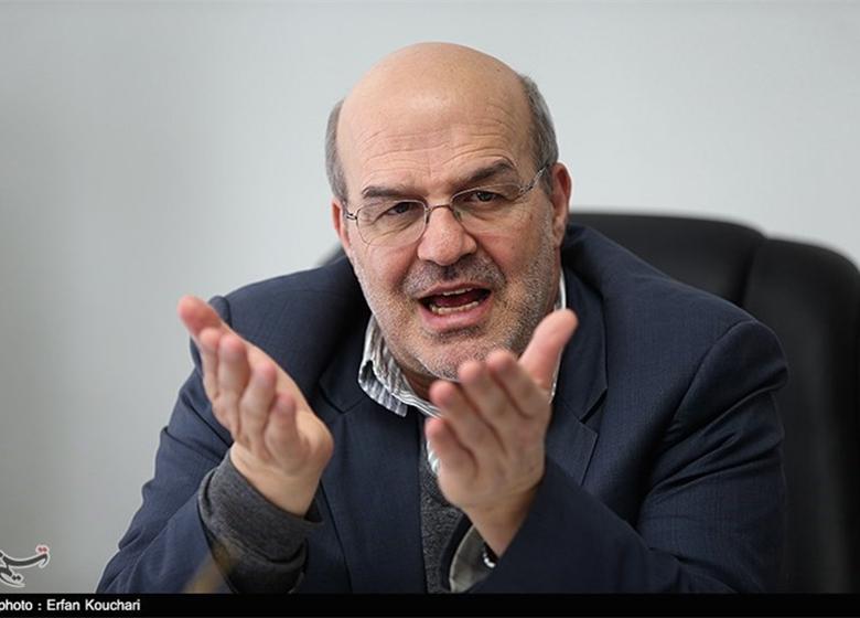 حمله تند عیسی کلانتری به محمود حجتی، بهعنوان تیم رقیب