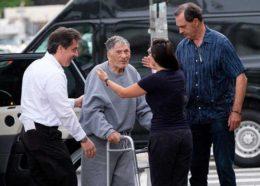 آزادی گانگستر ۱۰۰ ساله آمریکایی از زندان