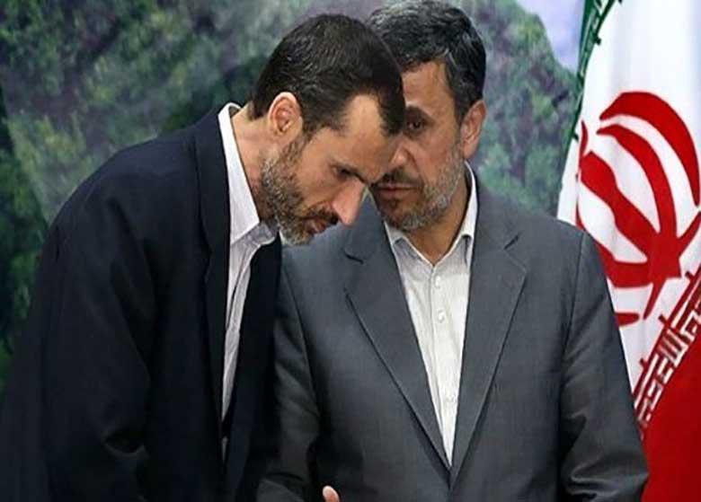 نتیجه اعلام شماره حساب از سوی احمدی نژاد و بقایی