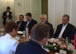 سرمایهگذاری کرواسی در صنعت برق و تولید واگنهای برقی در ایران