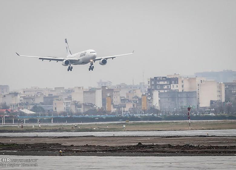 تاخیر ۳۸ درصد پروازهای اردیبهشتماه