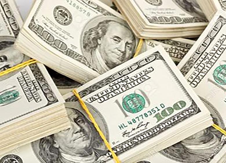 نرخ بانکی دلار رشد کرد