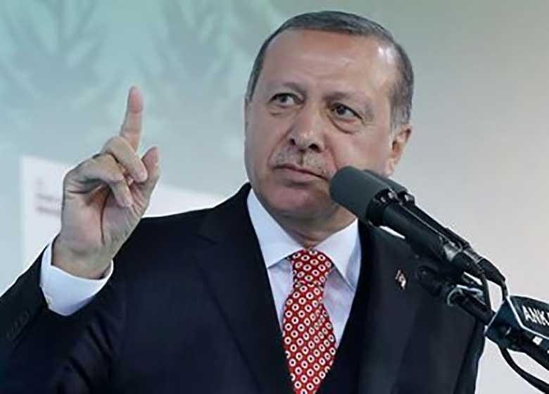 توافق اردوغان و ملک سلمان در مورد بحران قطر