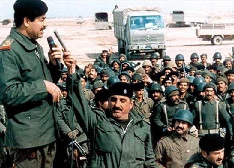 اخراج افسران صدام از وزارت خارجه عراق
