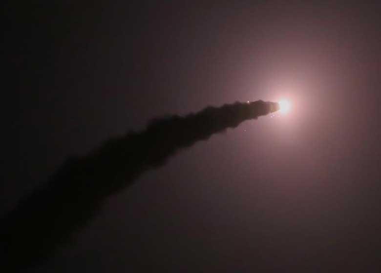 به هلاکت رسیدن سعد الحسینی، فرمانده ارشد داعش در حمله موشکی سپاه