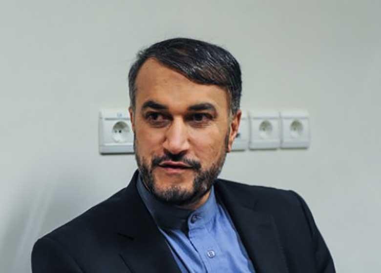 اميرعبداللهيان: رياض مظنون اصلي وقايع تروريستي تهران است