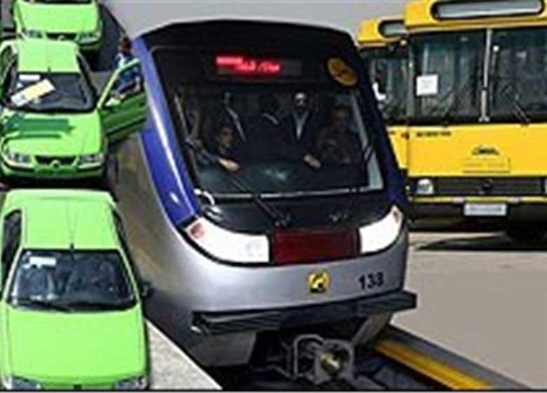 نرخ کرایههای جدید حمل و نقل عمومی ابلاغ شد/ افزایش ۱۰ تا ۱۵ درصدی کرایهها